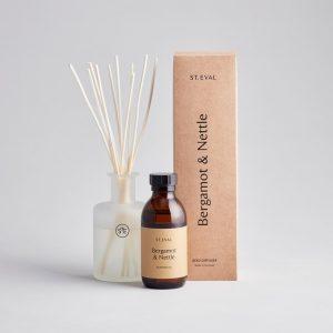 Bergamot & Nettle Reed Diffuser
