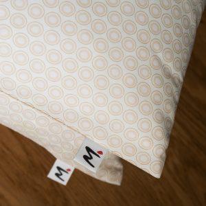 Bespoke cotton pillow cases