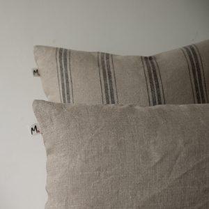 Rectangular Linen cushion cover – plain