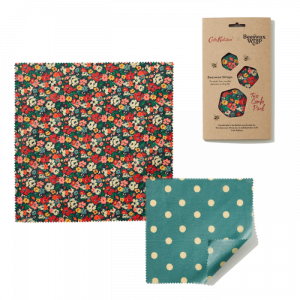 Cath Kidston Mews Ditsy Print Beeswax Wraps – 2 pack
