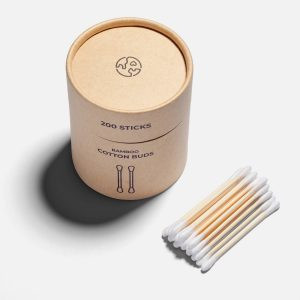 Eco Pack of 200 Cotton Buds