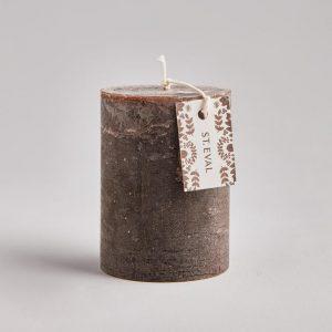 Oak, Folk 3″x4″ Scented Pillar